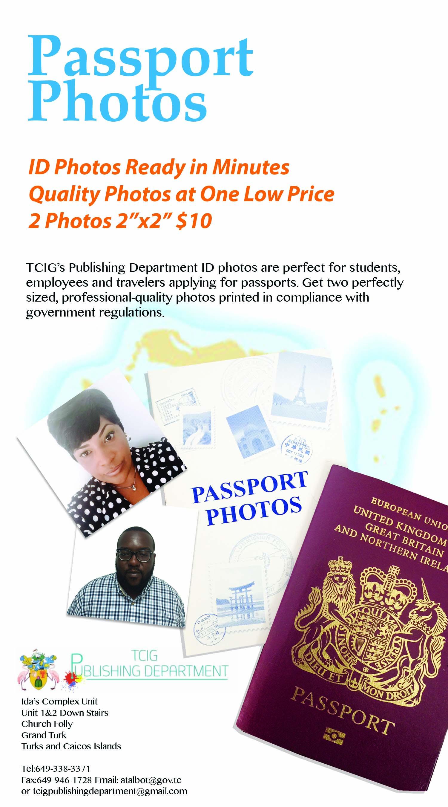Create Get passport photos printed online